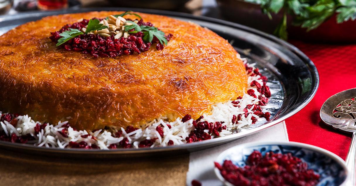 غذای ایرانی تغذیه مناسب